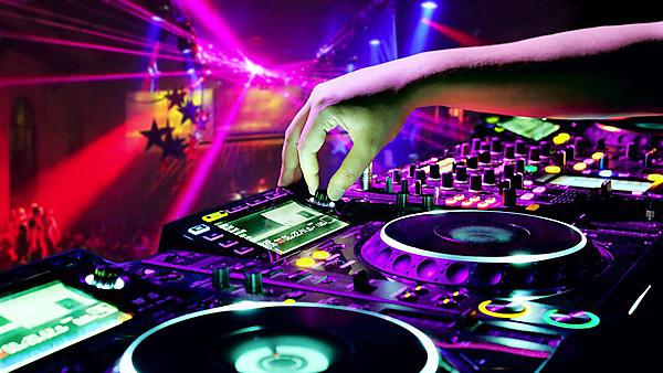 DJ mixing music - courtesy of Shutterstock