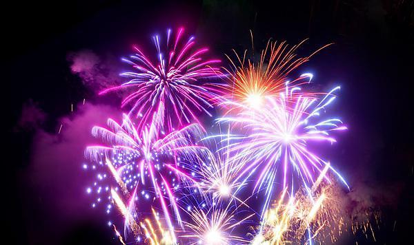 Fireworks [shutterstock_119470135]