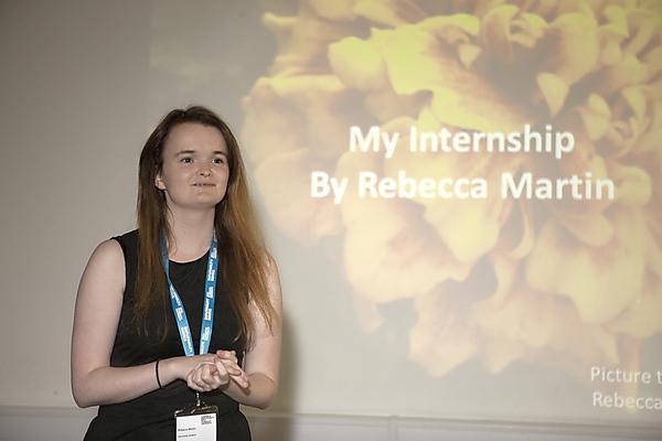 Rebecca Martin student intern