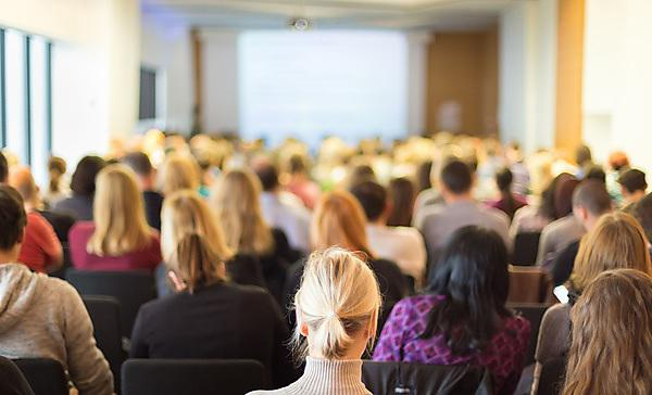 conference and presentation [shutterstock_240564724]