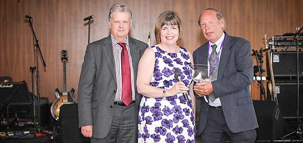 Accolade for Institute of Education director