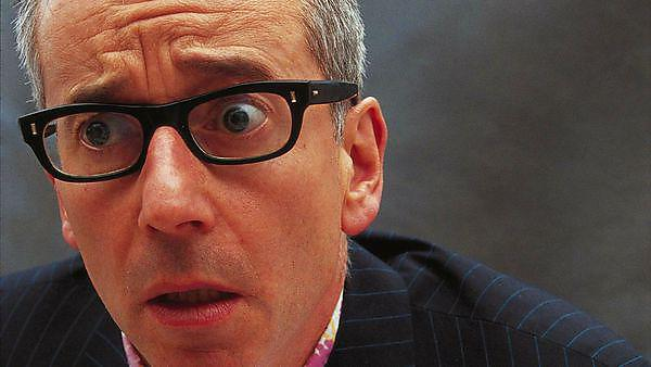John Hegley - Live and Loud - Plymouth International Book Festival