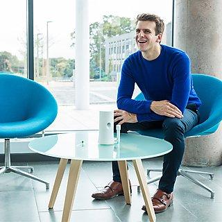 3D design graduate Oliver Blackwell's blueprint for success