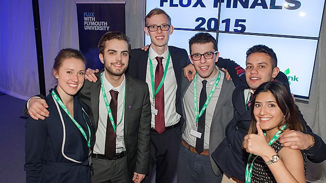 FLUX 2015 winners