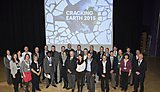 Cracking Earth 2015: Building Sustainability Research with Foundations