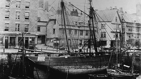 Plymouth past: sustainable future