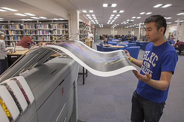 Printing and binding