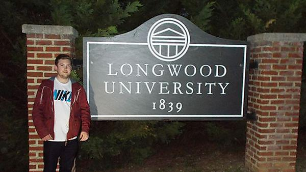 Daniel Ridholls attended attended Longwood University in Farmville, Virginia for his student exchange. while studying BA (Hons) History.