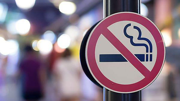 No smoking sign. Shutterstock reference: 244036057