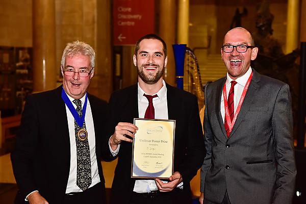 National awards success for Plymouth dental researchers