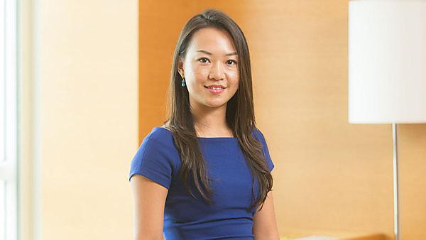 Charissa Chan - BSc (Hons) International Hospitality Management graduate