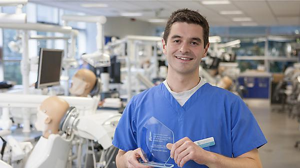 Student success in dental competition