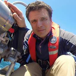 Dr Alex Nimmo Smith Associate Professor (Reader) in Marine Physics