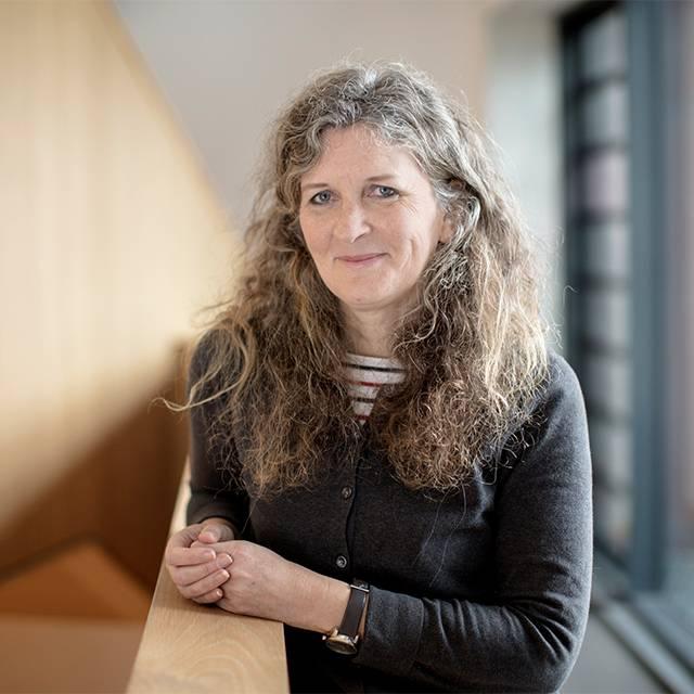 Professor Alison Raby