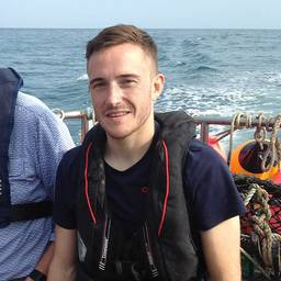 Dr Adam Rees Blue Marine Foundation Research Officer