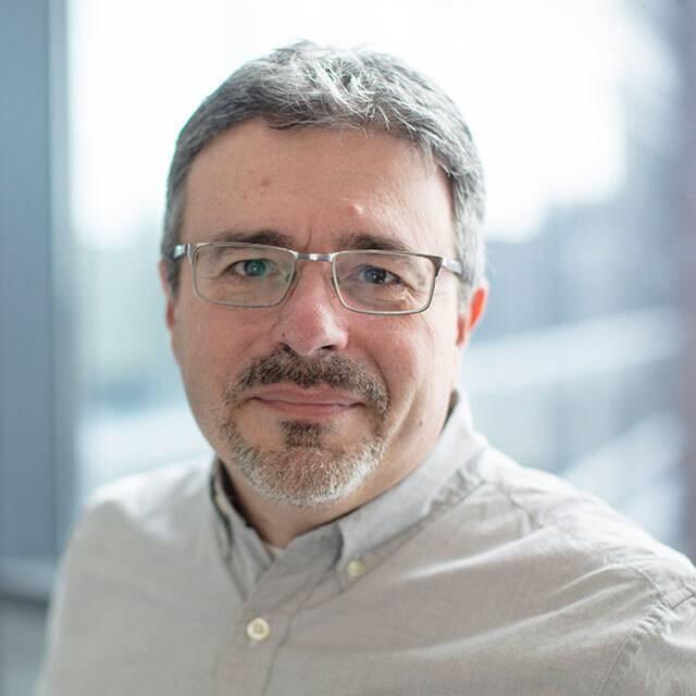 Professor Alessandro Aurigi