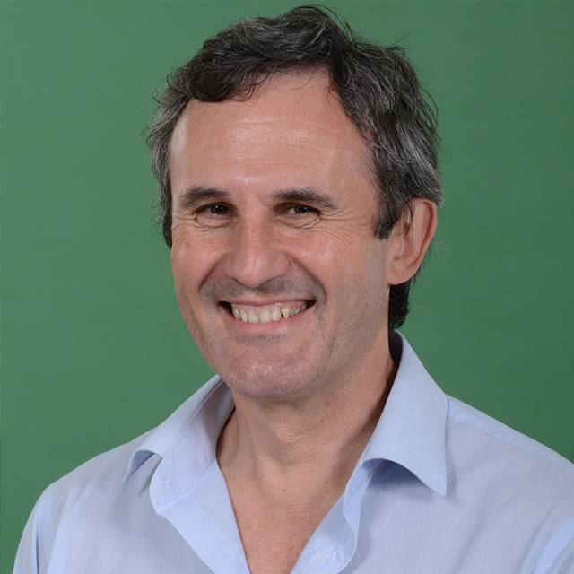 Dr Carl Roobottom