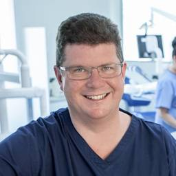 Professor Christopher Tredwin Professor of Restorative Dentistry & Head of Peninsula Dental School