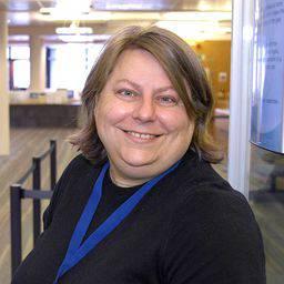 Amanda Russell Senior Information Specialist
