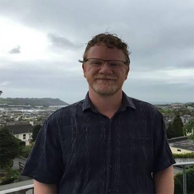 Dr David Brockington