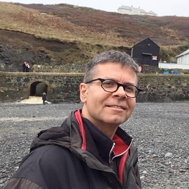 Professor Eduardo Miranda