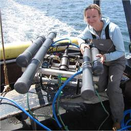 Dr Emma Sheehan Marine Institute Research Fellow