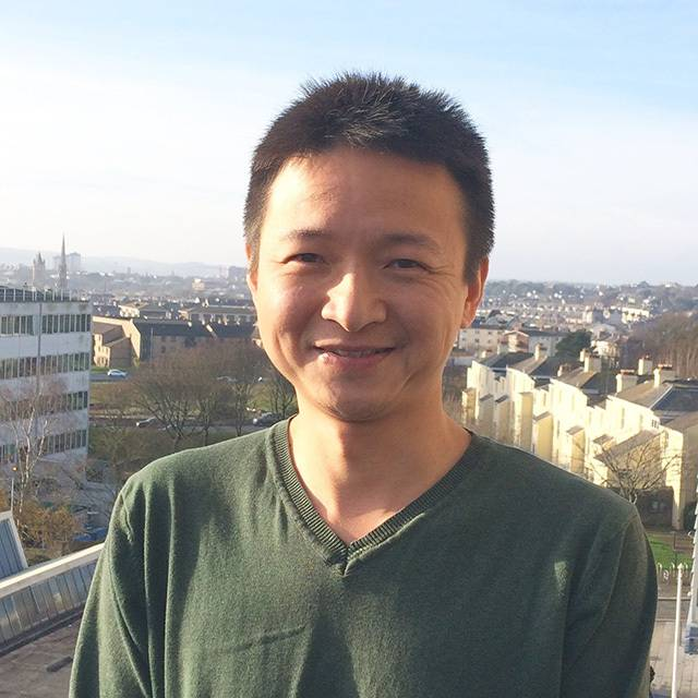 Dr Feng Chen