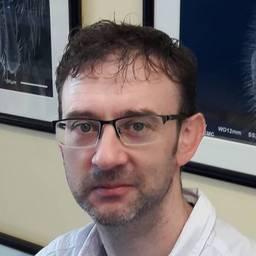 Mr Glenn Harper Senior Technician (Electron Microscopy)