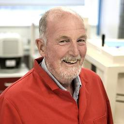 Professor Geoff Millward Emeritus Professor
