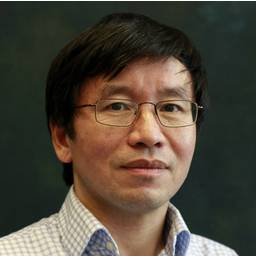 Professor Genhua Pan Professor of Nanomaterials and Devices
