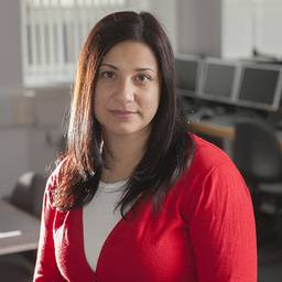 Dr Ismini Vasileiou Associate Professor in Information Systems (Education)