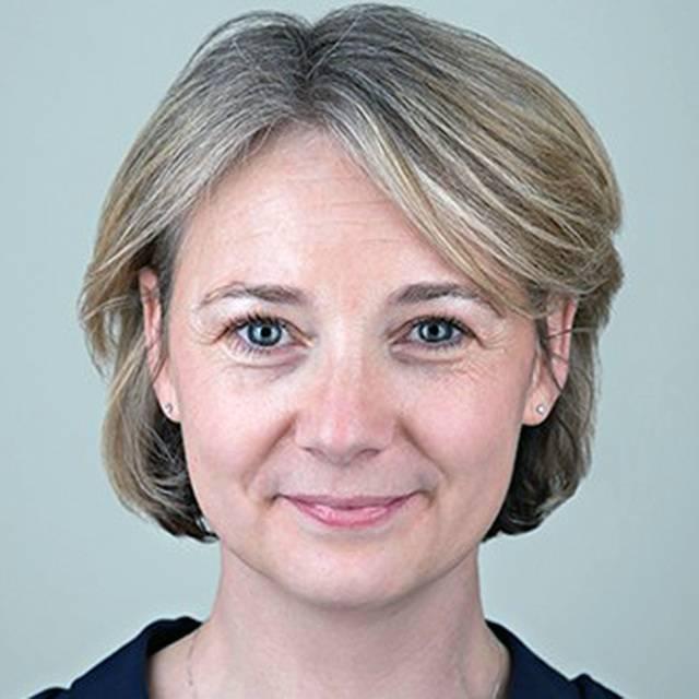 Mrs Joyce Anderson-Bradley