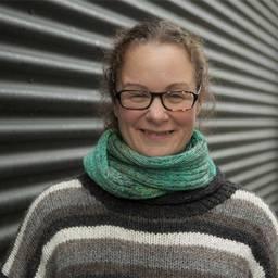 Dr Jill Schwarz Lecturer in Marine Remote Sensing