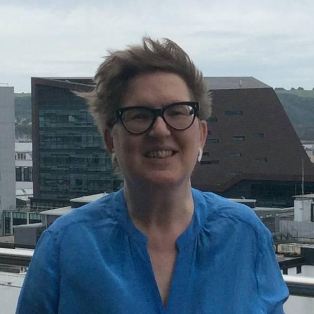 Professor Jocey Quinn
