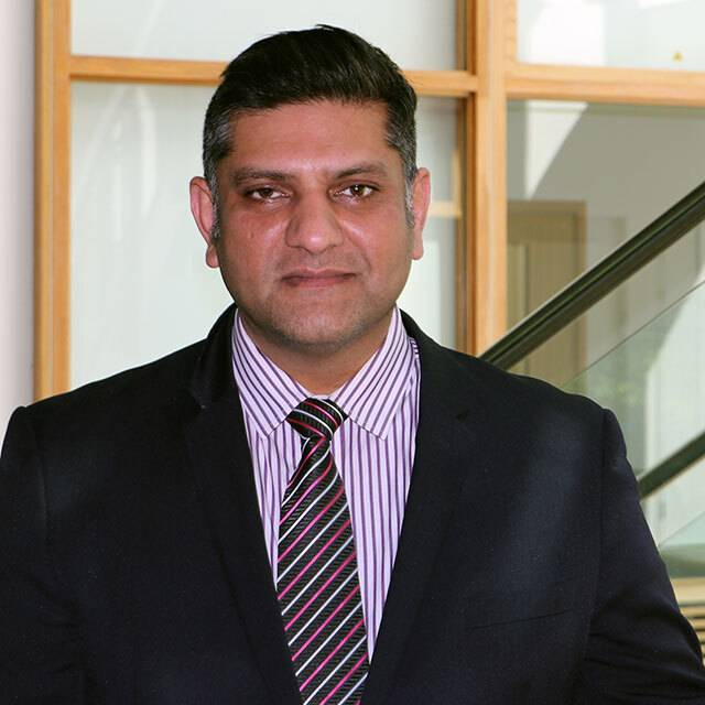 Mr Kamran Ali