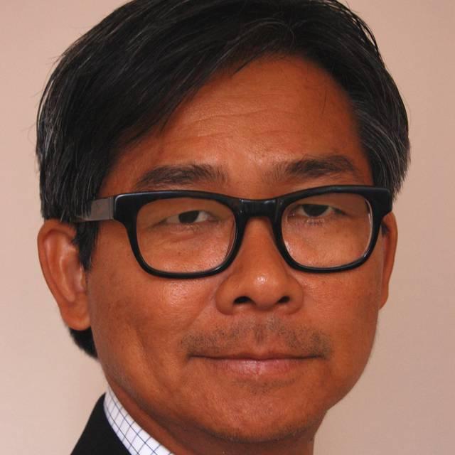 Professor Kim Tieu