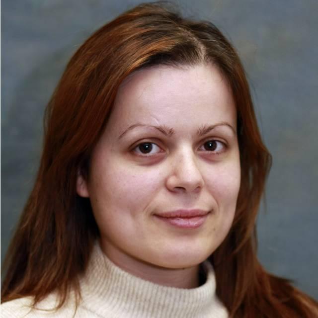Dr Maria Papadaki