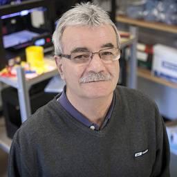 Mike Sloman Senior Technician (Design and Manufacturing)