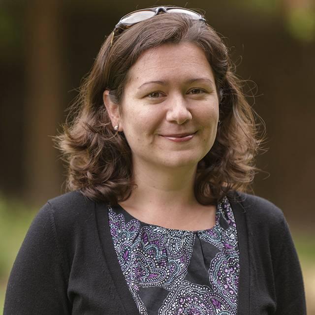 Dr Naomi Tyrrell