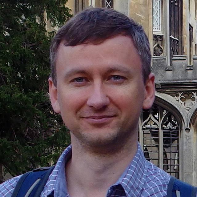 Dr Oleg Anichtchik