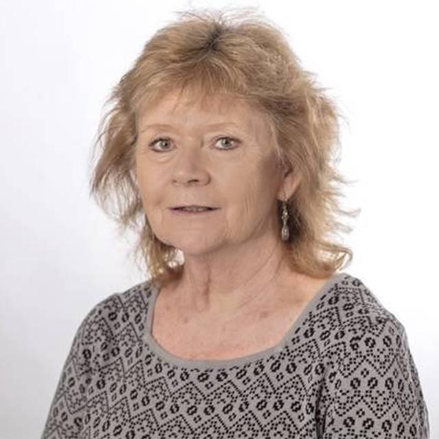 Dr Patricia Gray