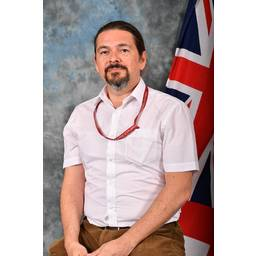 Mr Phil Grove Lecturer and SME in Strategic Studies (Education)