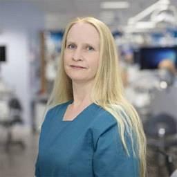 Mrs Fiona Treleaven SDLE Technician