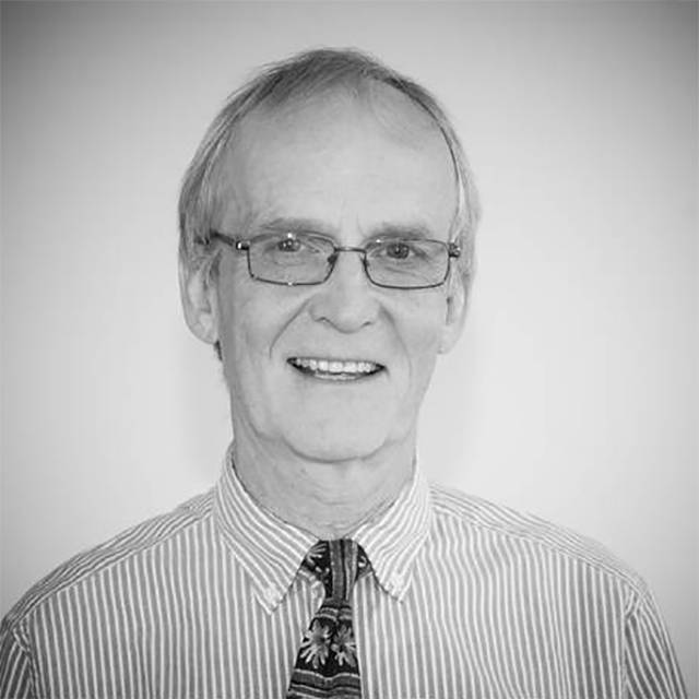 Professor Reg Morris