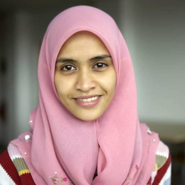 Dr Asma Zahidi