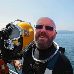 Mr Russ Kateley Diving Equipment Technican
