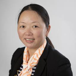 Dr Rong Huang International Partnerships Manager