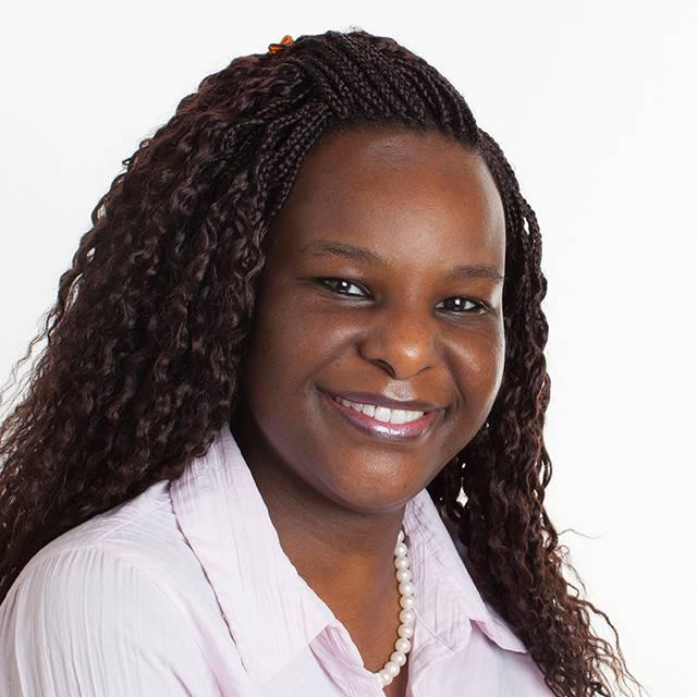 Dr Rumbi Mukonoweshuro