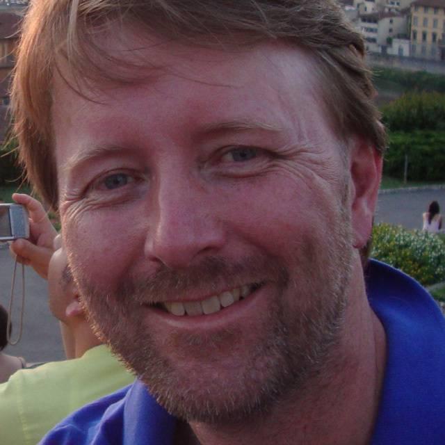 Dr Rod Parker-Rees