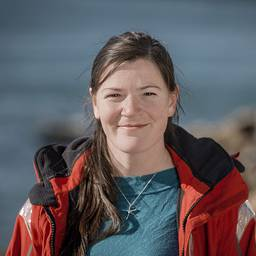 Dr Rebecca Ross Post Doc RF in Marine Larval Dispersal & Sampling Research